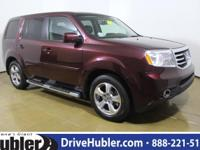 FUEL EFFICIENT 24 MPG Hwy/17 MPG City! CARFAX 1-Owner.