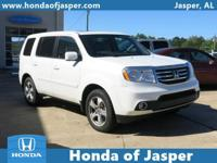 Options:  2015 Honda Pilot 4Wd 4Dr Ex-L|Certified