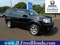 1 local owner who is now onto their 3rd Honda Pilot in