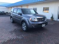 This 2015 Honda Pilot EX-L is offered to you for sale