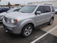 2015 Honda Pilot EX-L Leather & Sunroof.CARFAX
