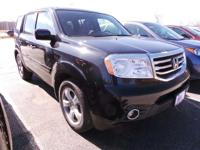 Look at this 2015 Honda Pilot EX-L. Its Automatic