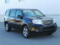 Betten Honda is excited to offer this 2015 Honda Pilot.