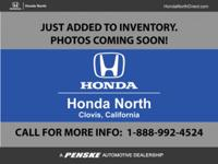 HONDA NORTH IS #1 IN THE CENTRAL VALLEY ! Awards: *