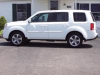 THIS IS A REALLY NICE 2015 HONDA PILOT EX-L WITH