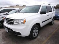 This 2015 Honda Pilot LX is offered to you for sale by