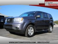 2015 Honda Pilot LX V6, *** 1 FLORIDA OWNER *** CLEAN