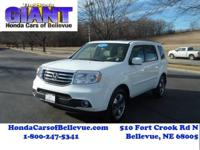 This 2015 Honda Pilot SE 4WD is proudly offered by