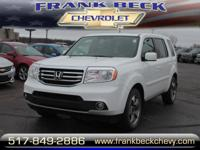 Options:  2015 Honda Pilot Se|4X4 Se 4Dr Suv|**Local