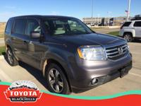 Toyota Of The Black Hills is excited to offer this 2015