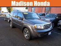 2015 HONDA PILOT TOURING / / RECENT MADISON HONDA