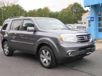 This outstanding example of a 2015 Honda Pilot 4WD 4dr