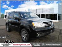 CARFAX One-Owner. Clean CARFAX. 2015 Honda Pilot