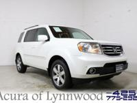 2015 Honda Pilot Touring. Navigation, Heated seats,
