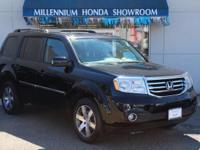 This Honda Certified Pilot 4WD 4dr Touring w/RES & Navi