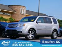 Very hard to find 2015 Honda Pilot Touring in Alabaster