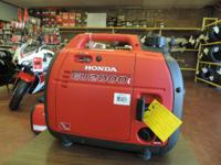 2015 Honda Power Equipment EU2000i GENERATOR Power