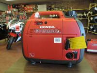 2015 Honda Power Equipment EU2000i Companion GENERATOR