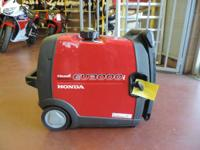 2015 Honda Power Equipment EU3000i Handi GENERATOR