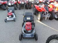 2015 Honda Power Equipment HRC216HXA LAWN MOWER Tough