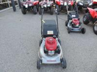 Lawn Mowers Walk-Behind Mowers 8421 PSN . 2015 Honda
