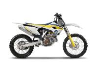 Motorcycles Motocross 2305 PSN . Standard equipment
