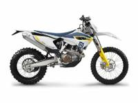 Make: Husqvarna Year: 2015 Condition: New FREE HELMET