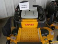Yard Mowers Brush Mowers 8174 PSN. 2015 Hustler Turf