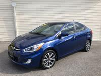 This 2015 Hyundai Accent GLS is offered to you for sale