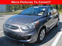 This 2015 Hyundai Accent GLS is equipped with luxury