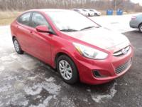 ONLY ONE OWNER. Just Reduced! 2015 Hyundai Accent 1.6L