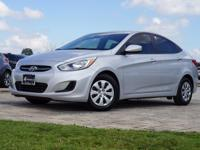 2015 Hyundai Accent GLS in Ironman Silver Metallic,