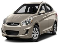Options:  2015 Hyundai Accent Gls|This 2015 Hyundai