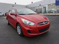Creampuff! This gorgeous 2015 Hyundai Accent is not