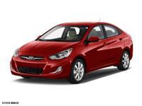 2015 Boston Red Metallic Hyundai Accent GLS Diagnostic