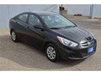 We are excited to offer this 2015 Hyundai Accent.