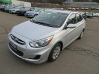 You will be thrilled with our 2015 Hyundai Accent GLS