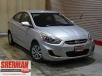 PREMIUM & KEY FEATURES ON THIS 2015 Hyundai Accent
