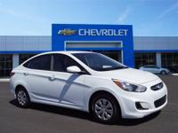 Options:  2015 Hyundai Accent Gls|Miles: 39995Color: