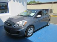 This 2015 Hyundai Accent GLS The vehicle history report