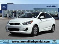 Come see this versatile 2015 Hyundai Accent GLS.