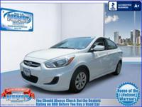 This 2015 Hyundai Accent GLSIs Priced Below The Average