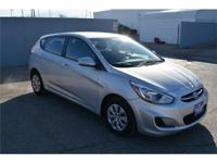 We are excited to offer this 2015 Hyundai Accent. This