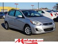 2015 Hyundai Accent GS in Ironman Silver Metallic with