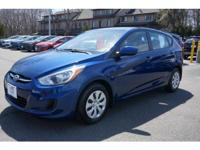 Outstanding design defines the 2015 Hyundai Accent! A