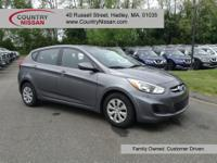2015 Hyundai Accent GS Recent Arrival! CARFAX