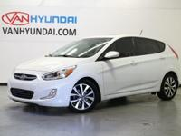 Accent Sport, 4D Hatchback, 6-Speed Automatic with