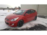 Options:  2015 Hyundai Accent Sport|With Just Over 30K