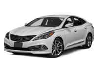 This Hyundai Azera has a dependable Regular Unleaded