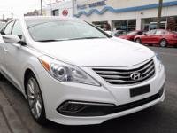 Just Reduced! Certified. 2015 Hyundai Azera Limited Wh